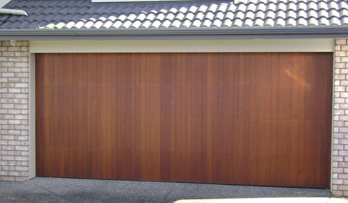 Cheapest residential garage door installation in sydney for Cedar wood garage doors price